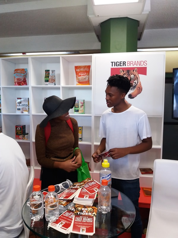 Megaworxx Tiger Brands Activation