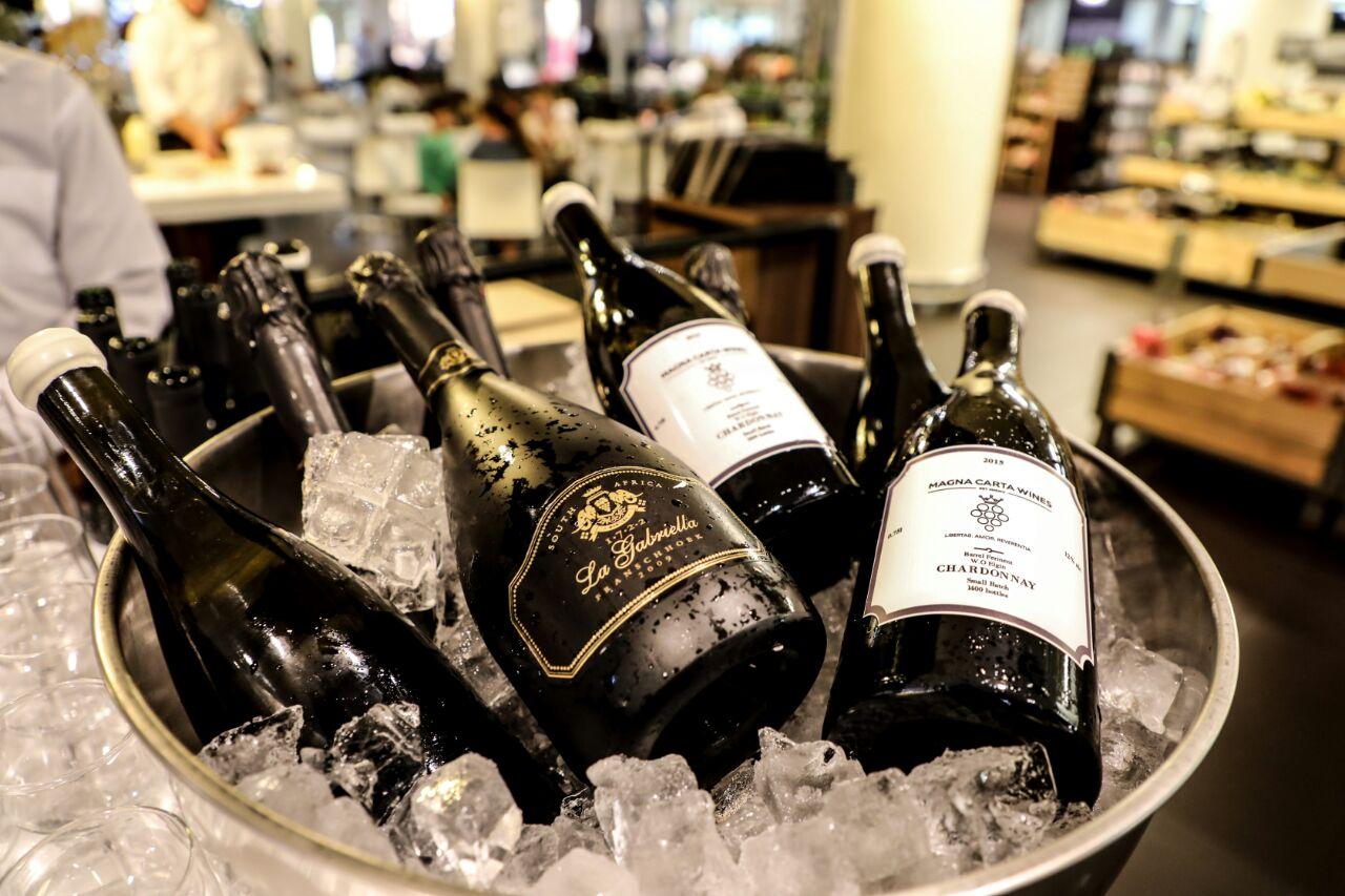 Megaworxx Champagne Brand Activation 01
