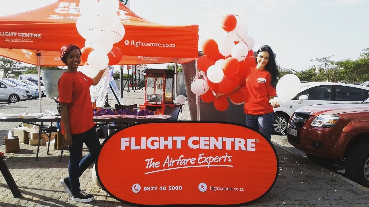 megaworxx-flight-centre-marketing-event